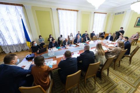 На території державної резиденції «Конча-Заспа» планується створення Центру дитячого правосуддя для захисту прав дітей – Микола Кулеба