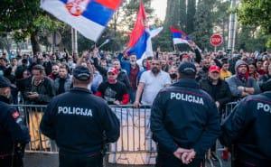 У Чорногорії спалахнули протести проти надання громадянства тисячам сербів і росіян