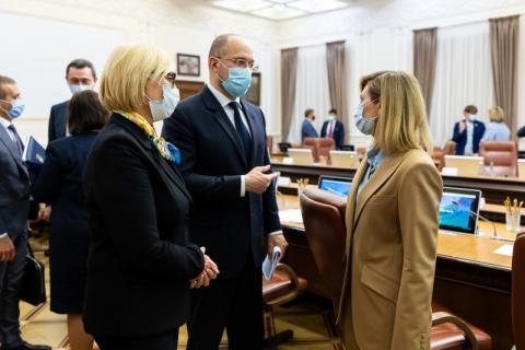 Олена Зеленська ініціювала створення Ради безбар'єрності