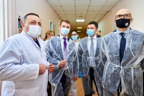 Дніпровська клінічна лікарня на залізничному транспорті готова прийняти 110 хворих на коронавірус, - Владислав Криклій