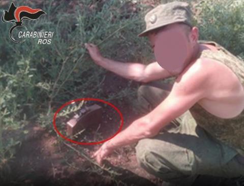 В Італії заарештували чоловіка, який воював проти України на Донбасі
