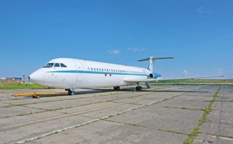 В Румунії на продаж виставлять літак Чаушеску