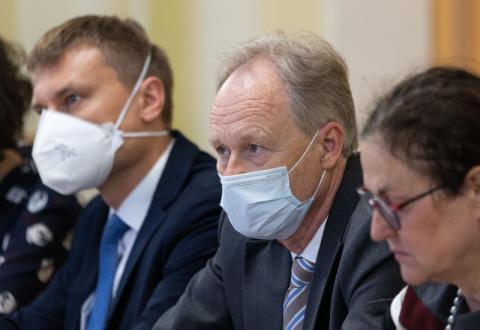 Заступник керівника Офісу Президента обговорив з високопосадовцями ЄС шляхи розв