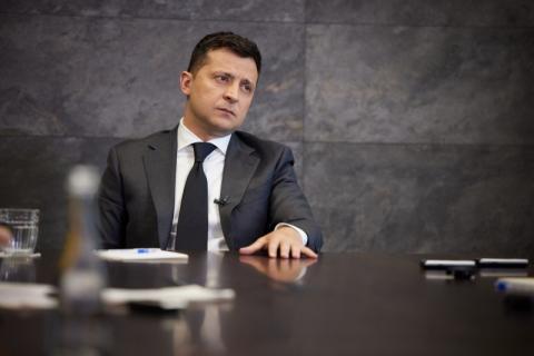 Інтерв'ю Президента України іноземним ЗМІ