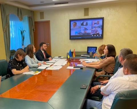 Відбулося засідання українсько-іспанської Змішаної Комісії про міжнародні автомобільні перевезення