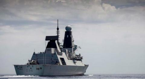 У порт Одеси зайшли військові кораблі Британії та Нідерландів