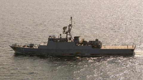 У Балтійському морі помітили військові кораблі Ірану, які прямують на парад до РФ