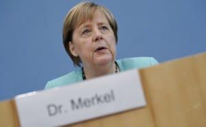 Зеленський нагородить Меркель орденом