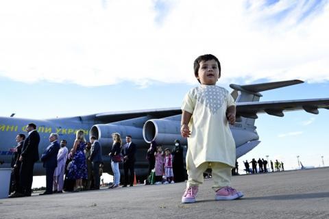 Україна евакуює з Афганістану всіх своїх громадян, які звертаються по допомогу – Андрій Єрмак