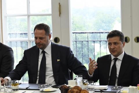 Глава держави провів зустріч з представниками ділових кіл США