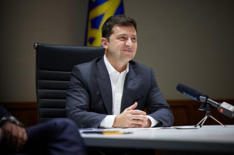 Президент України провів відеоконференцію з представниками компанії Facebook