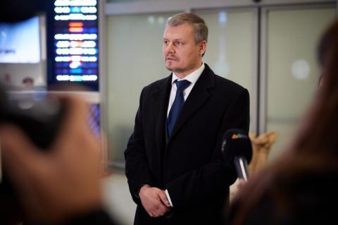 До Києва прибув четвертий евакуаційний рейс із Сирії