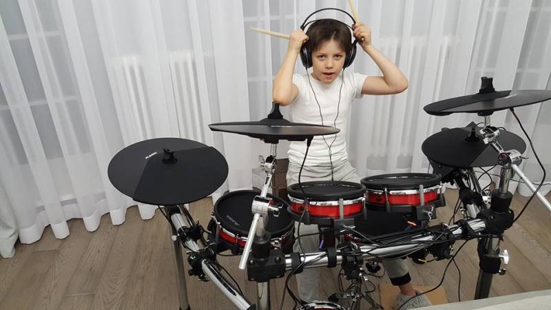 Син Сергія Притули потрапив до лікарні після святкування дня народження