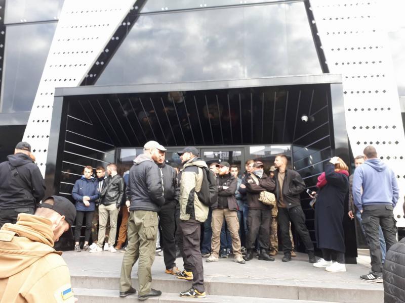 У Львові зривають виступ Бабкіна