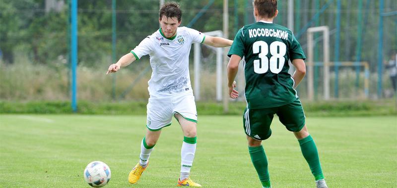 Гравець «Карпат» U-21 Роман Лебедь: З «Динамо» на нас чекає дуже цікавий матч