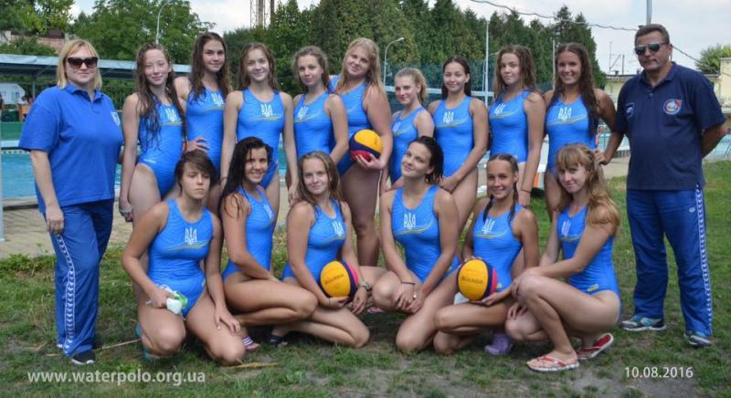 Жіноча збірна України з водного поло зіграє із сербками у плей-оф Євро-2018