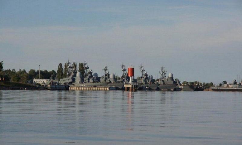 У Росії викрали два військових ракетних катера
