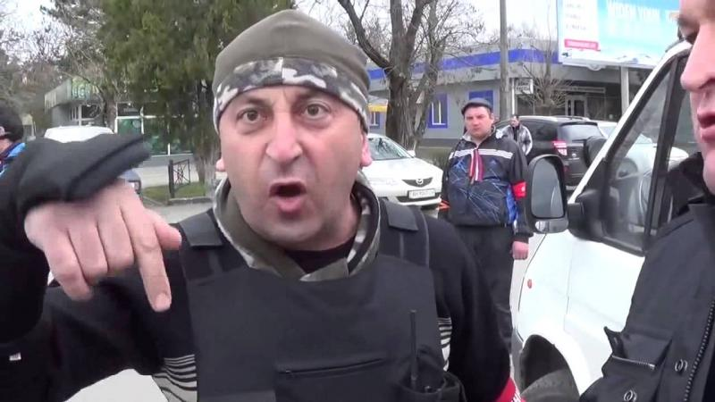 Командир роти «самооборони» Криму оголошений в міжнародний розшук