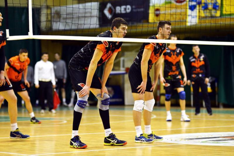 Волейболісти львівського «Барком-Кажани» і в другому матчі перемогли ВК «Дніпро»
