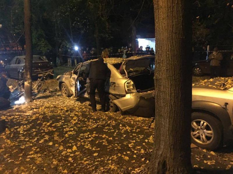 Кількість постраждалих від вибух у Києві зросла