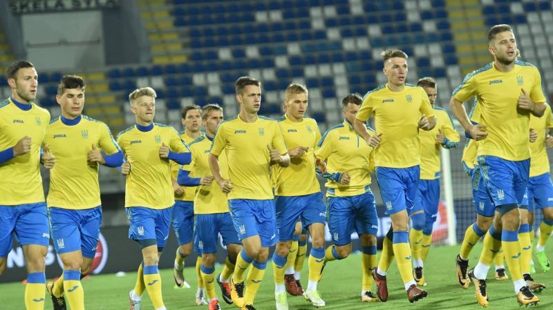 Збірна України з футболу провела передігрове тренування в Шкодері перед матчем ЧС-2018 з Косово