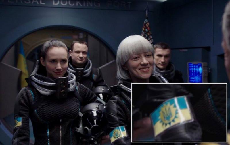 """""""Збіг?"""": мережу здивувала несподівана патріотична деталь в популярному фільмі"""