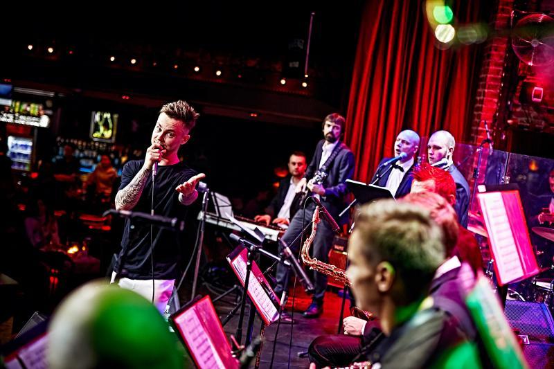Проект Star&Orchestra: Артем Пивоваров зіграв джазовий концерт у Києві