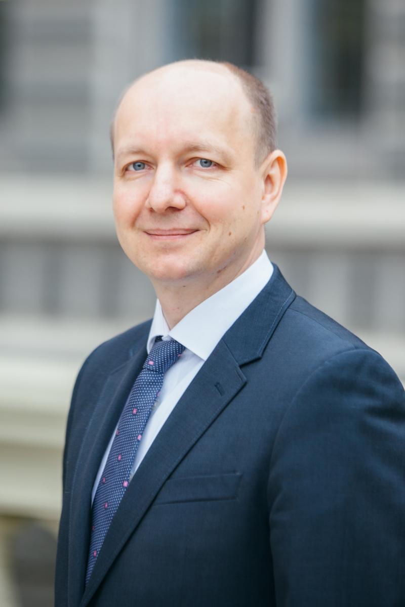Директором Департаменту платіжних систем та інноваційного розвитку призначено Олександра Яблунівського