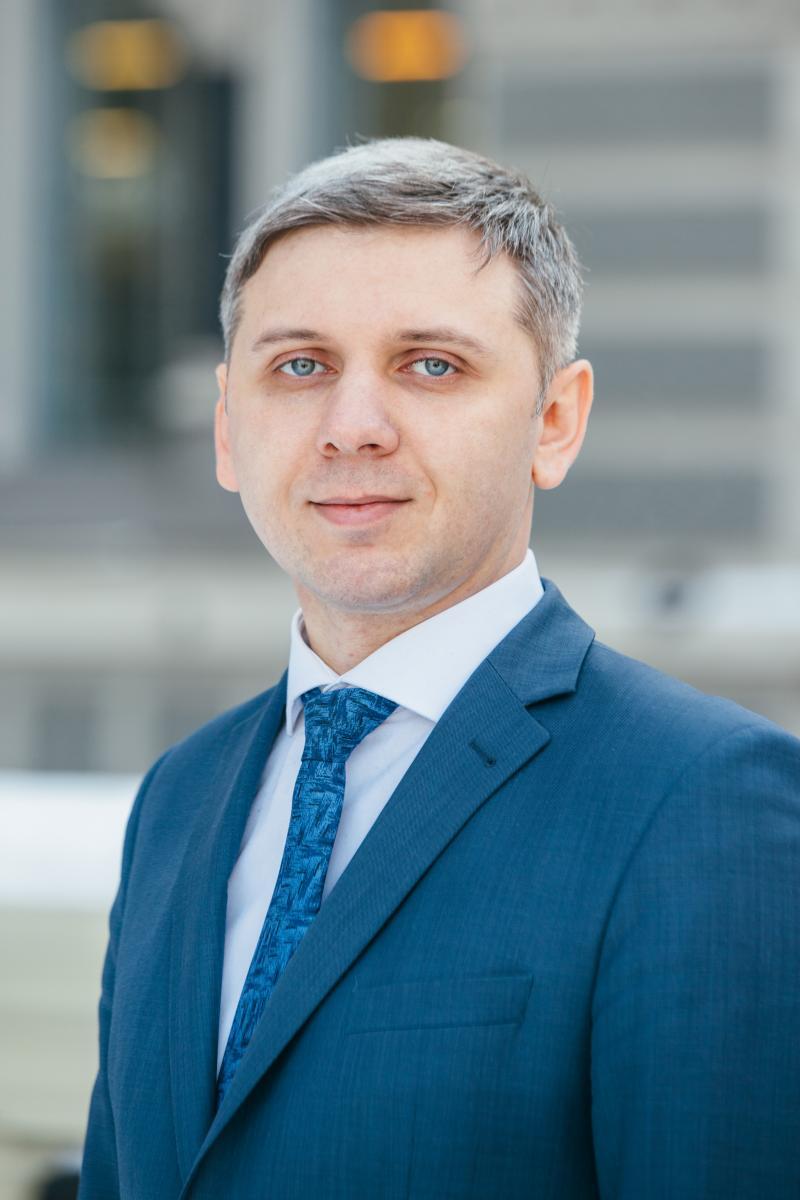 Генеральним директором БМД НБУ став Володимир Баглай