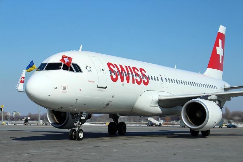 Володимир Омелян привітав Swiss international Airlines з відновленням рейсів Київ-Цюріх