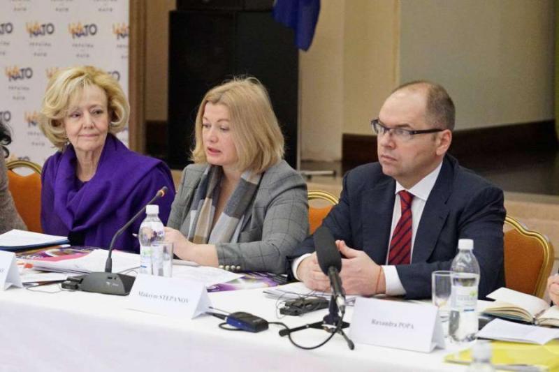 Співголови Міжпарламентської ради Україна-НАТО оприлюднили заяву