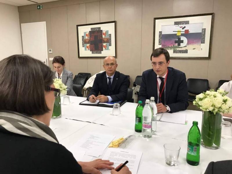 Ми впевненні, що Україна стане важливим учасником міжнародних транспортних коридорів, - Володимир Омелян