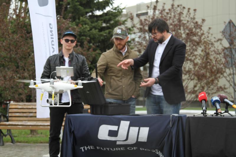 Украерорух зацікавлений у розвитку інноваційних технологій ідентифікації дронів задля безпеки повітряного руху