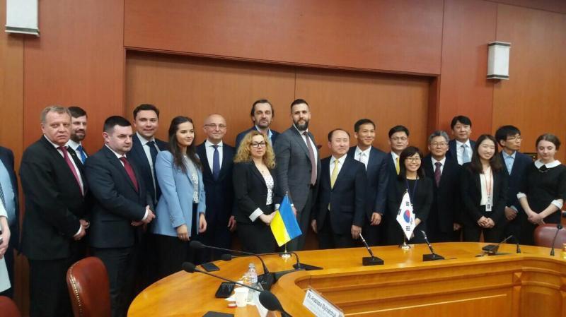Відбулося четверте засідання Міжурядової українсько-корейської Комісії з питань торговельно-економічного співробітництва та Бізнес форум Корейської асоціації міжнародної торгівлі