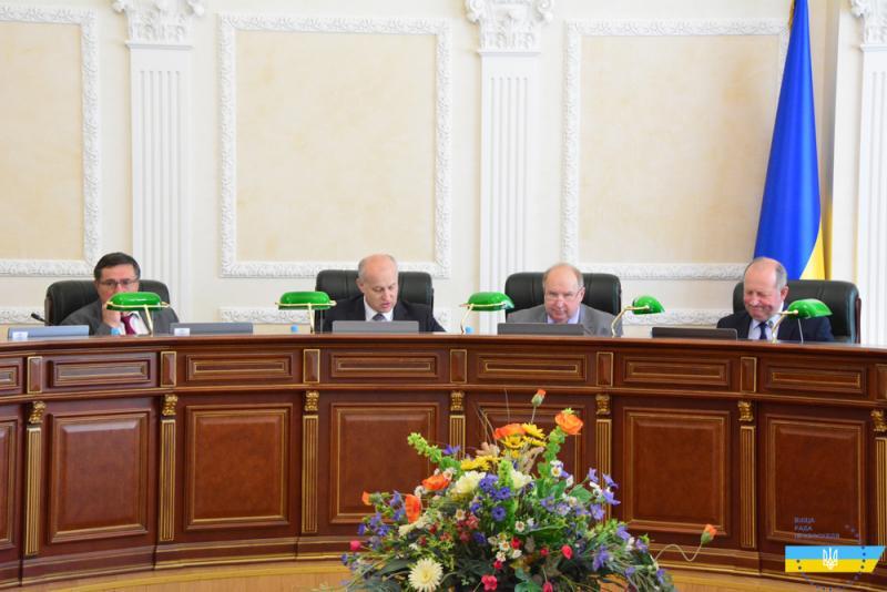 Дисциплінарна палата ВРП розгляне 45 скарг на суддів