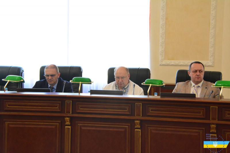 ВРП повідомив Нацполіцію про факт тиску на вінницького суддю