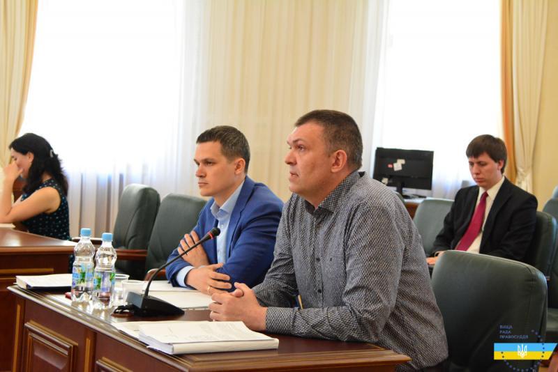 Харківський суддя, підозрюваний у хабарництві, відсторонений від правосуддя