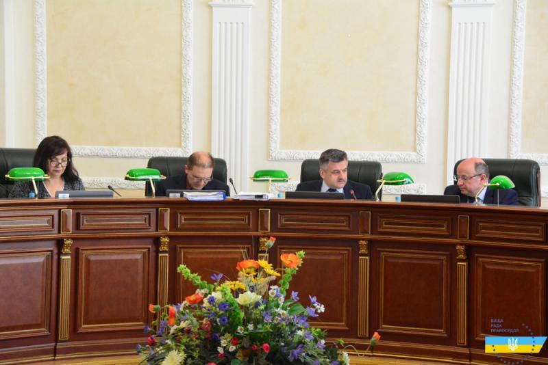 Дисциплінарні палати ВРП розглянуть 49 скарг на суддів (прізвища)