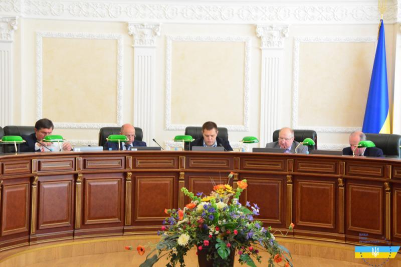 Відкрито дисциплінарні справи на 4 суддів (прізвища)