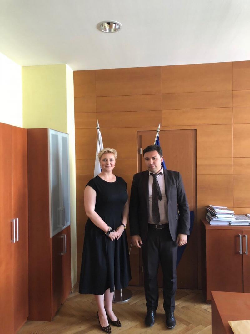 Відбулися переговори щодо Угоди про передачу відповідальності за забезпечення обслуговування повітряного руху та про експлуатацію Міжнародного аеропорту Ужгород