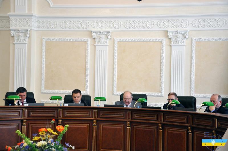 Дисциплінарна палата ВРП розгляне 22 скарги на суддів (прізвища)