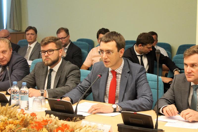 Вірю, що спільні проекти Міністерства інфраструктури з ЄБРР будуть ще глобальнішими та ще масштабнішими, - Володимир Омелян