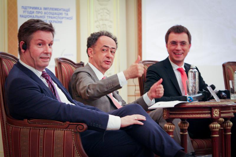 Володимир Омелян представив Національну транспортну стратегію до 2030 року «Drive Ukraine 2030»