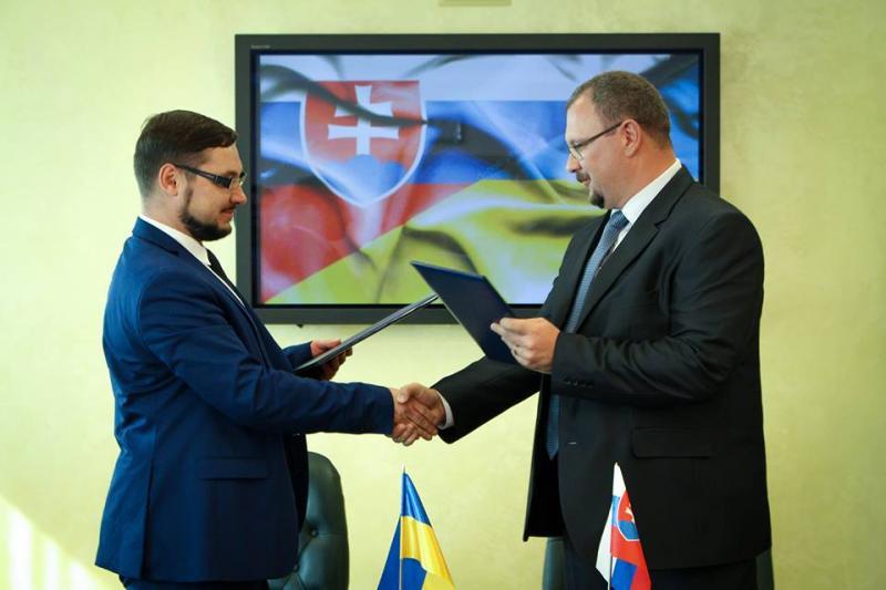 Відбулося засідання українсько-словацької Змішаної Комісії з питань міжнародних автомобільних перевезень