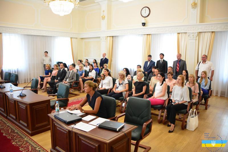 ВРП внесе подання про призначення 35 суддів-«пятирічок» (прізвища)