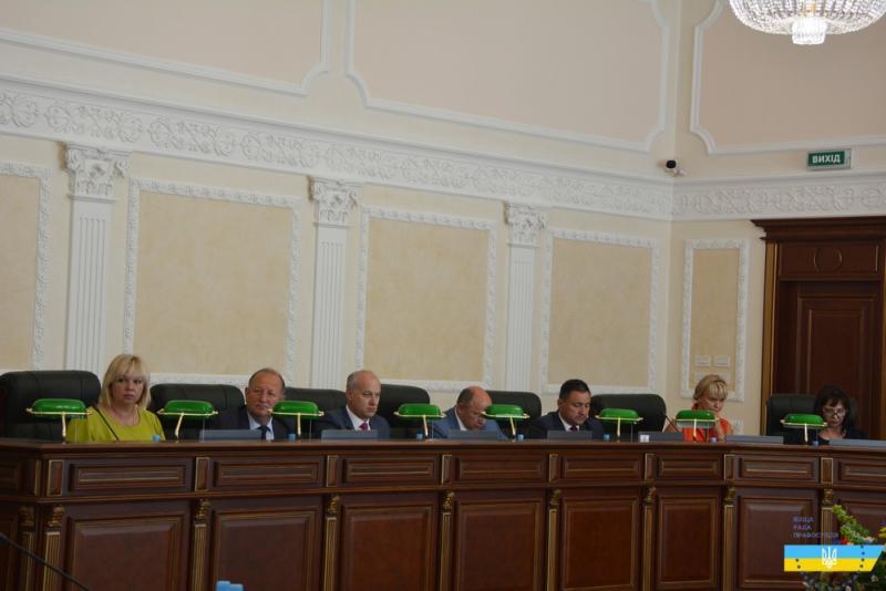 4 судді ВАСУ отримали нові місця роботи