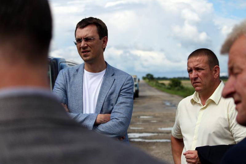 Львівська область показує приклад ефективного використання Дорожнього фонду, – Володимир Омелян