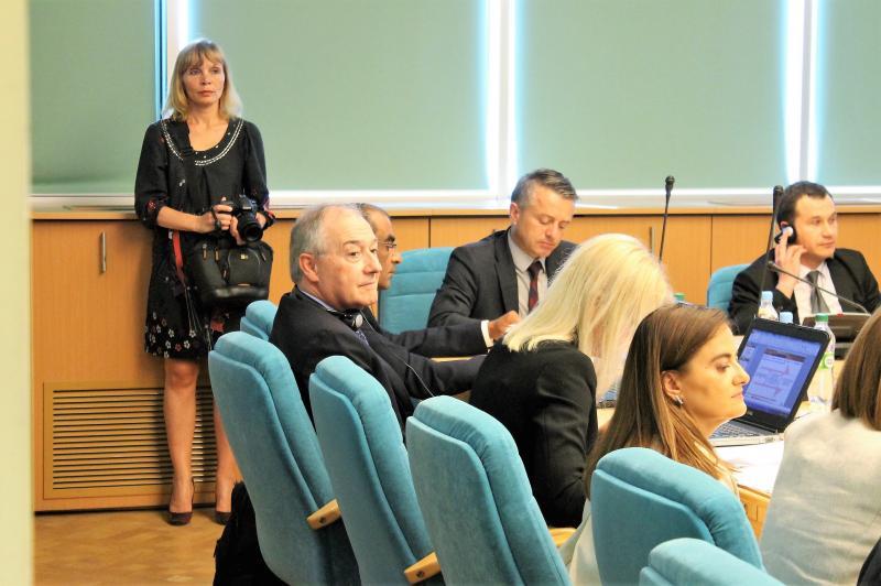 Відбулась заключна конференція проекту Twinning «Підтримка у підвищенні безпеки перевезення небезпечних вантажів мультимодальним транспортом в Україні»
