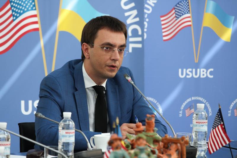 Міністерство інфраструктури створює найкращі умови для інвестицій в Україну, - Володимир Омелян