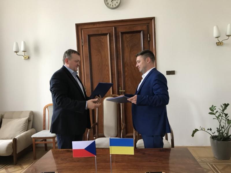 Відбулося засідання українсько-чеської Змішаної Комісії з питань міжнародних автомобільних перевезень